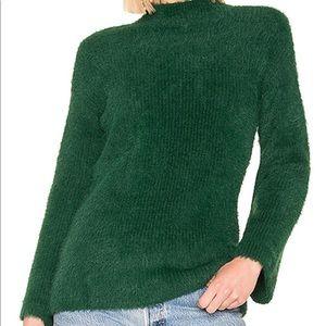 Lovers + Friends Green Sweater